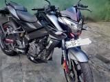Bajaj Ns 200 2017 Motorcycle