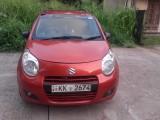 Suzuki A Star 2011 Car