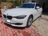 BMW 320D 2013 Car