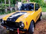 Mitsubishi lancer I light 5fwd 1974 Car
