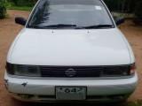 Nissan fb13 1991 Car