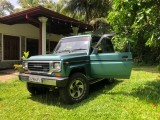 Daihatsu Rocky 1987 Jeep