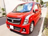 Suzuki Suzuki Wagon R Stingray 2018 Car