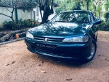 Peugeot 406 1998 Car