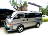 Nissan Caravan E25 GX 2006 Van
