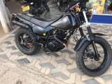 Yamaha Tw225 2015 Motorcycle