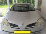 Nissan Primera tp12 2001 Car