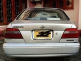 Nissan nissan bluebird 1996 Car