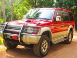Mitsubishi Pajero Intercooler 1995 Jeep