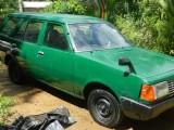 Mazda Familia 1983 Car
