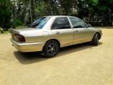Proton Wira 2001 Car