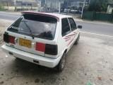 Nissan March K10 1986 Car