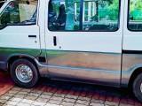 Toyota HIACE LH50V (Shell) 1985 Van
