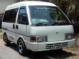 Nissan Vannet 1989 Van