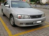 Nissan Bluebird 1998 Car