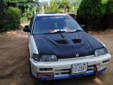 Honda Grand Civic 1987 Car