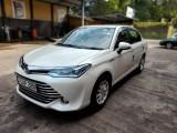 Toyota Axio Hybrid G Grade (Yaka Shell) 2015 Car
