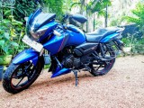 TVS Apache RTR 2017 Motorcycle