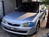 Mazda Familia BJ5P 2000 Car