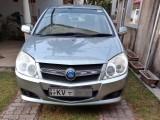 Micro Geely Mx 7 2013 Car