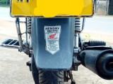 Hero Super Splendor 125 2012 Motorcycle