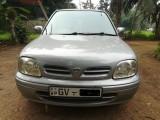Nissan March K 11 1999 Car