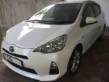Toyota Aqua 2014 Car