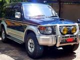 Mitsubishi Intercooler 1994 Jeep