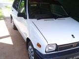 Suzuki maruti 1993 Car