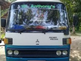 Mitsubishi ROSA MMC 1982 Bus