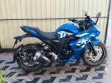 Suzuki Gixxer SF 155cc MotoGP Edition 2016 Motorcycle
