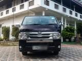 Toyota KDH 201 Darkprime 2015 Van