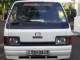 Mazda Bongo 1986 Van