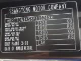 SsangYong KYRON micro 2006 Pickup/ Cab