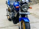 Honda HONDA HORNET CH 130  BEM  2012 Motorcycle