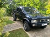 Nissan D 21 4WD 1989 Pickup/ Cab