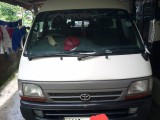 Toyota Dolphin high roof lh184 super long 2001 Van