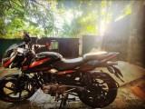 Bajaj Pulsar 180 2017 Motorcycle