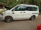 Toyota kr42 2006 Van