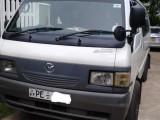 Mazda Brawny 2007 Van