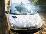 Peugeot 206 XR 2000 Car