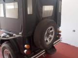 Mahindra cj640 1980 Jeep