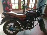 Bajaj Discover 125 2012 Motorcycle