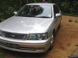 Nissan Bluebird 1999 Car