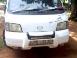 Nissan Vanette Lion face 2003 Van
