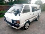 Toyota LiteAce 1985 Van