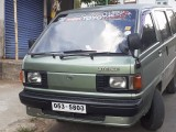 Toyota CM35V LAITCE 1989 Van