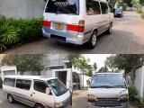 Toyota Super GL 172 1999 Van