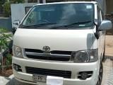 Toyota KDH200 2006 Van