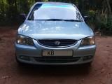 Hyundai Accent 2006 Car